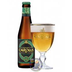 Buy-Achat-Purchase - Gouden Carolus Hopsinjoor 8° - 1/3 - Special beers -
