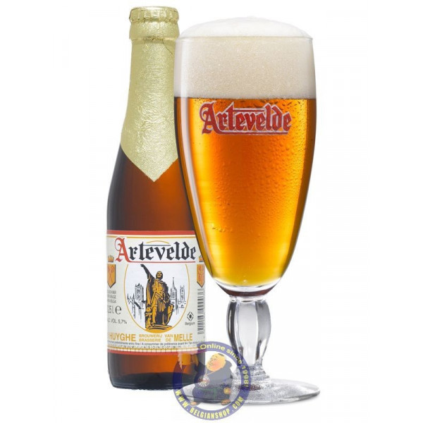 Buy-Achat-Purchase - Artevelde Amber 5,7° - 1/4L - Special beers -