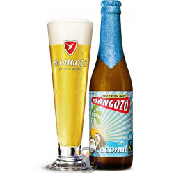 Buy-Achat-Purchase - Mongozo Coconut 3,5° - 1/3L  - Special beers -