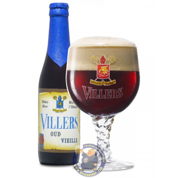 Buy-Achat-Purchase - Vieille Villers Oud Bruin 7° - 1/3L - Special beers -