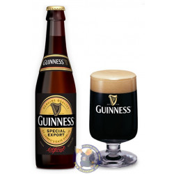 Buy-Achat-Purchase - Guinness Special Export 8° - 1/3L - Special beers -