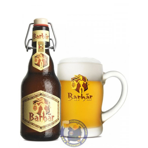 Buy-Achat-Purchase - Barbar 8° - 1/3L - Special beers -