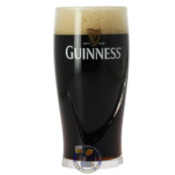 Guinness Glass  - Glasses -
