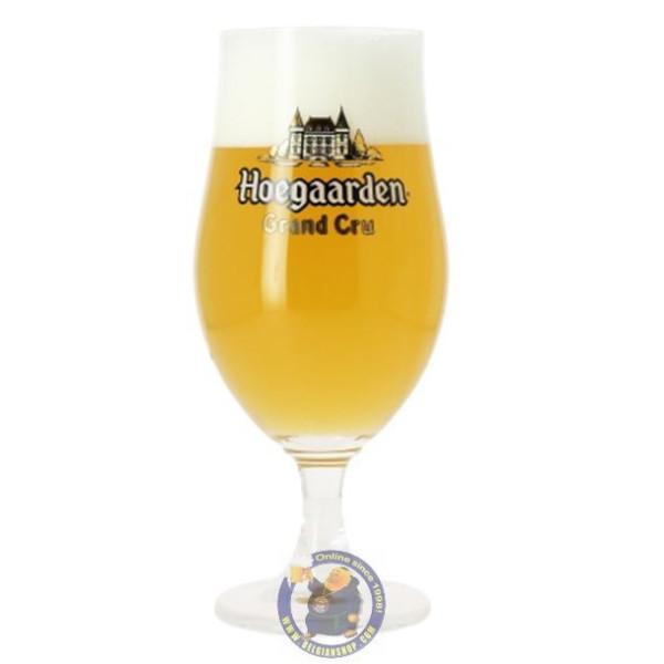 Hoegaarden Grand Cru Glass - Glasses -