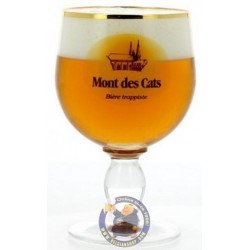 Mont des Cats Glass - Glasses -