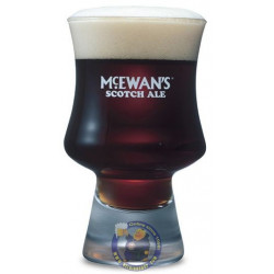 Mc Ewans Scotch Glass - Glasses -