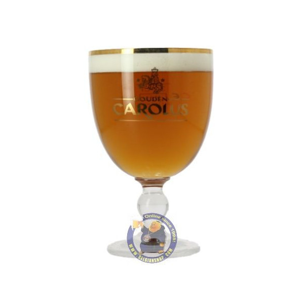 Buy-Achat-Purchase - Gouden Carolus Glass - Glasses -