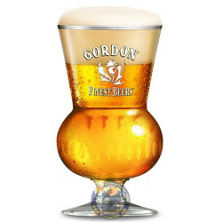 Gordon Finest Beers Glass - Glasses -
