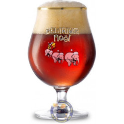 Delirium Xmas Glass - Glasses -