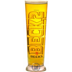 Becks Glass - Glasses -