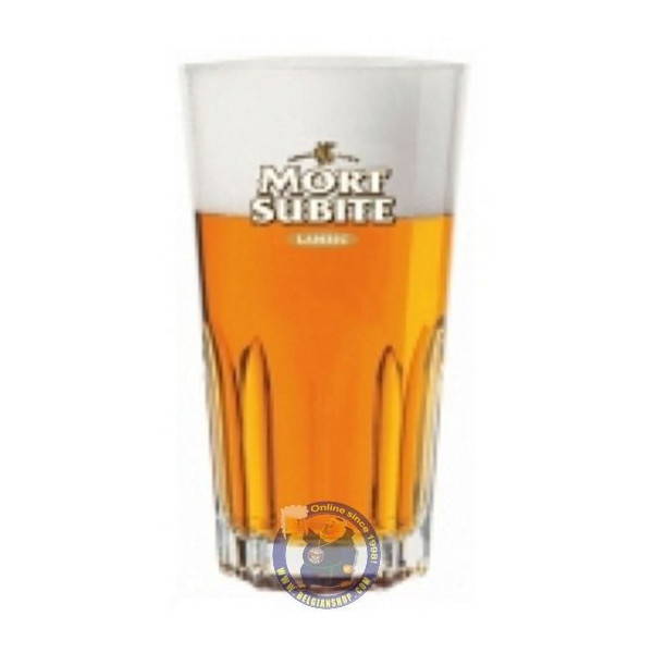Buy-Achat-Purchase - Mort Subite Lambic Glass - Glasses -