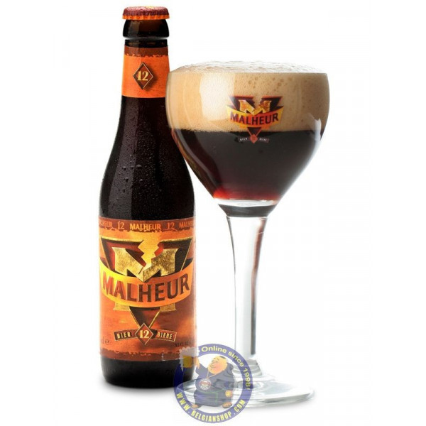 Buy-Achat-Purchase - Malheur 12 12° - 1/3L - Special beers -