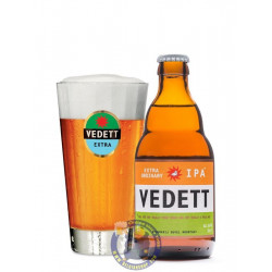 Vedett Extra Ordinary IPA 6° -1/3L - Special beers -