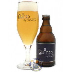 Buy-Achat-Purchase - Vicaris Quinto 5° -1/3L - Special beers -