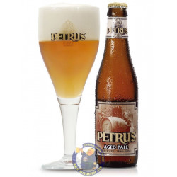 Buy-Achat-Purchase - Petrus Aged Pale 7.3° -1/3L - Special beers -