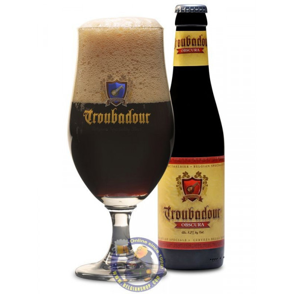 Buy-Achat-Purchase - Troubadour Obscura 8,5° - 1/3L - Special beers -