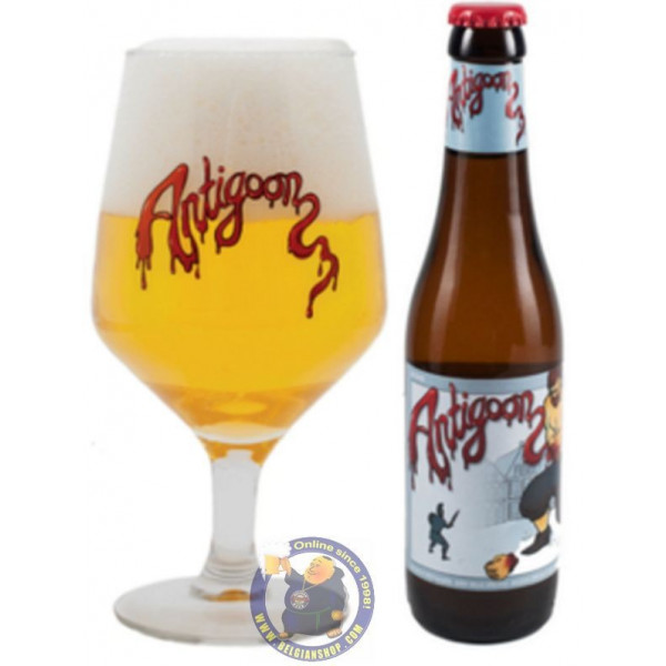 The Musketeers Antigoon 7° - 1/3L - Special beers -