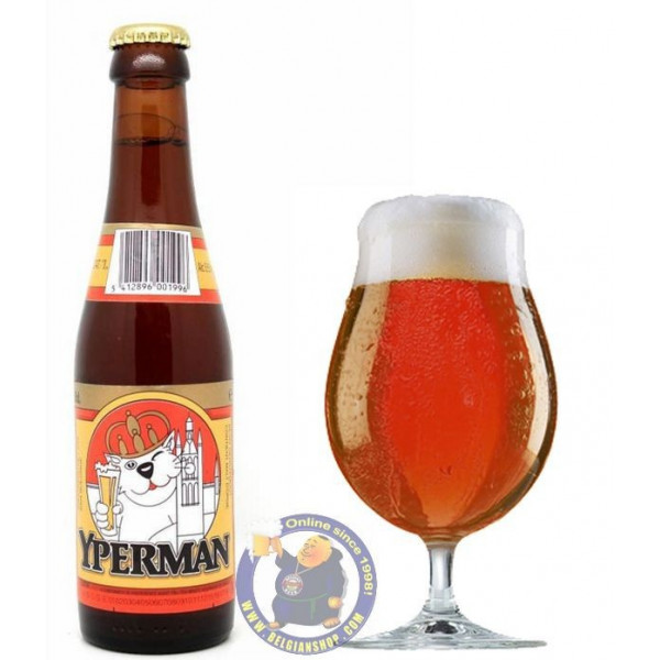 Buy-Achat-Purchase - Yperman 5,5° - 1/4L - Special beers -