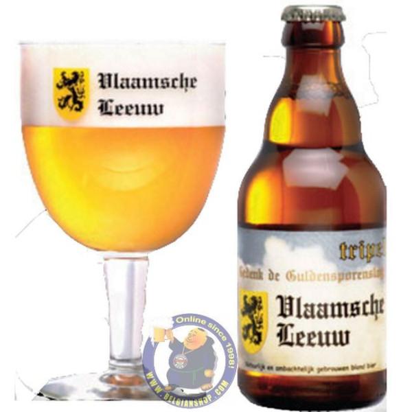 Vlaamsche Leeuw Tripel 8° -1/3L - Special beers -