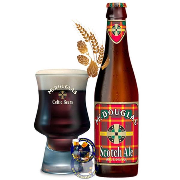 Mc Douglas Scotch Ale 7.9° - 1/3L - Special beers -