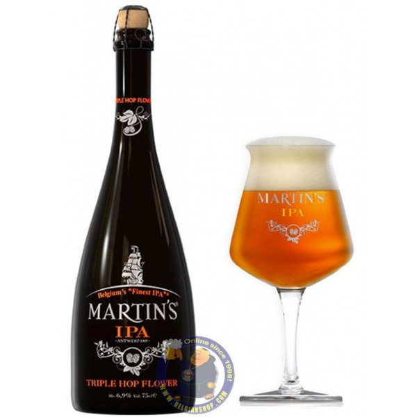 Buy-Achat-Purchase - Martin's IPA 6,9° - 75cl - Special beers -