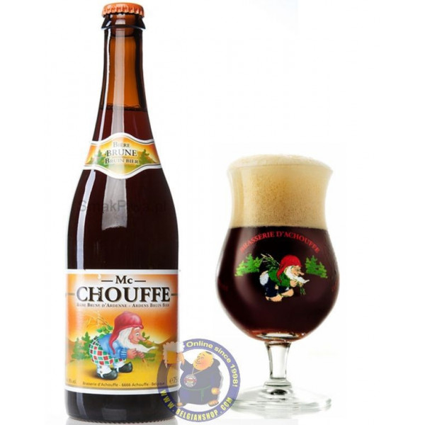 Mac Chouffe 8.5°-3/4L - Special beers -