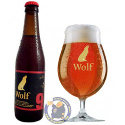 Lupus Wolf 9 - 9° -1/3L  - Special beers -