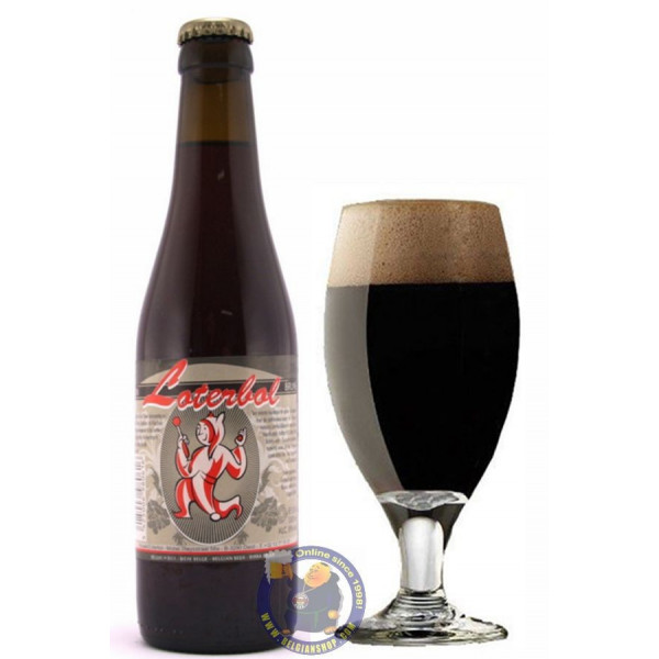 Buy-Achat-Purchase - Loterbol Bruin 8° - 1/3L - Special beers -