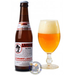 Buy-Achat-Purchase - Livinus Blonde 10° - 1/3L - Special beers -