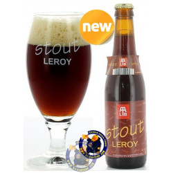 Buy-Achat-Purchase - Leroy Stout 5° -1/3L - Special beers -