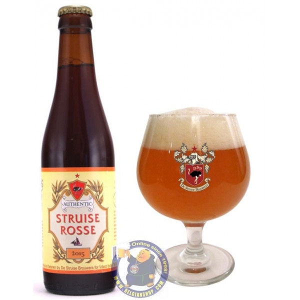 Buy-Achat-Purchase - Struise Rosse 6° - 1/3L - Special beers -