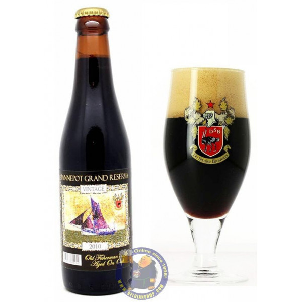 Buy-Achat-Purchase - Struise Pannepot GRAND RESERVA 10° - 1/3L - Special beers -