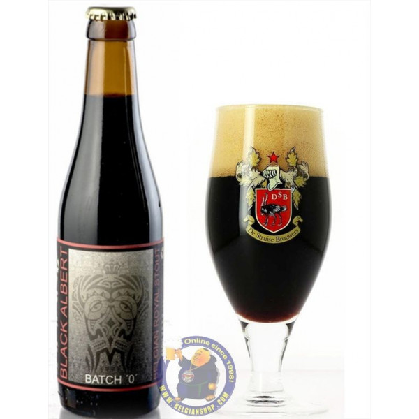 Buy-Achat-Purchase - Struise Black Albert Stout 13° - 1/3L - Special beers -