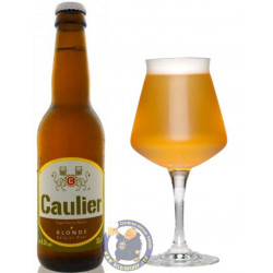 Buy-Achat-Purchase - Caulier Blond 6,8°-1/3L - Special beers -