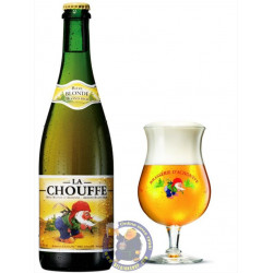 Chouffe 8°-3/4L - Special beers -
