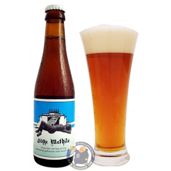 Buy-Achat-Purchase - Dikke Mathile 6° - 1/4L - Special beers -