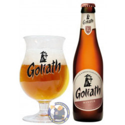 Buy-Achat-Purchase - Goliath Winter 7° - 1/3L - Special beers -
