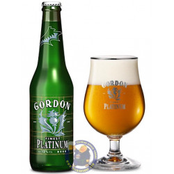 Buy-Achat-Purchase - Gordon Finest Platinum 12° - 1/3L - Special beers -