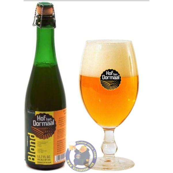Buy-Achat-Purchase - Hof Ten Dormaal Blond 8° -37,5cl - Special beers -