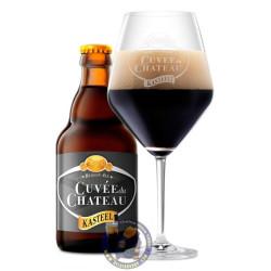 Kasteelbier Cuvee du Château 11°-1/3L - Special beers -
