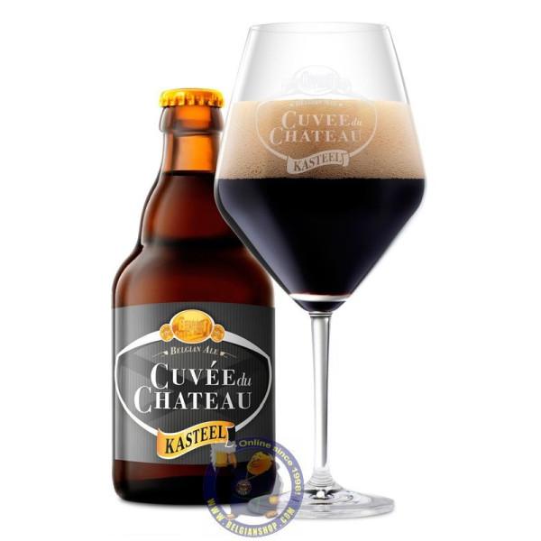 Buy-Achat-Purchase - Kasteelbier Cuvee du Château 11°-1/3L - Special beers -