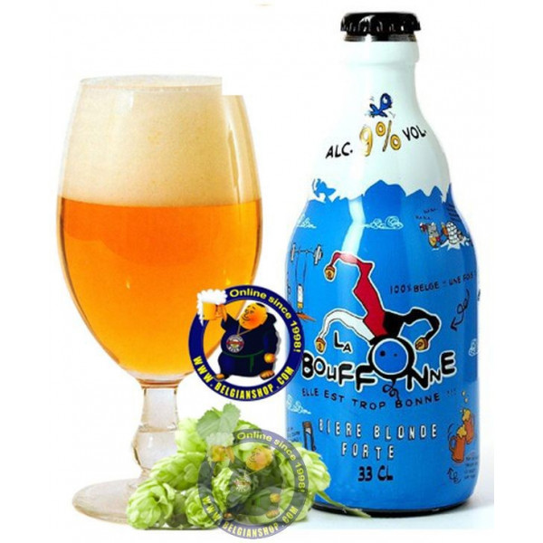 Buy-Achat-Purchase - La Bouffonne 9° - 1/3L - Special beers -