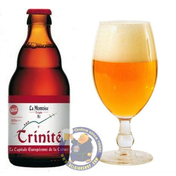 Buy-Achat-Purchase - La Montoise Trinite 9° - 1/3L - Special beers -