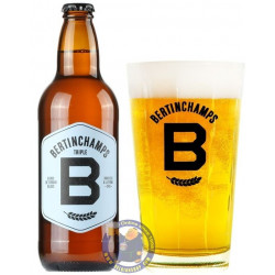 Bertinchamps Triple 8° - 50cl - Special beers -