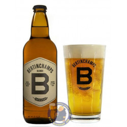 Buy-Achat-Purchase - Bertinchamps Blonde 6,2° - 1/2L - Special beers -