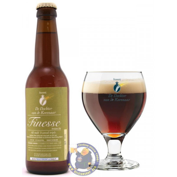Buy-Achat-Purchase - De Dochter van de Korenaar Finesse 8.5° - Special beers -
