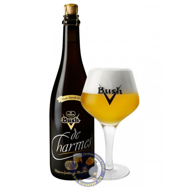 Buy-Achat-Purchase - Bush des Charmes 11° - 3/4L - Special beers -