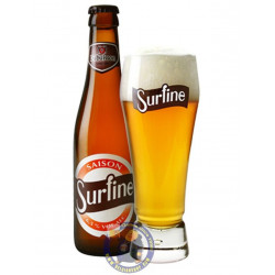 Buy-Achat-Purchase - Surfine Saison 6.5° - 1/3L - Season beers -