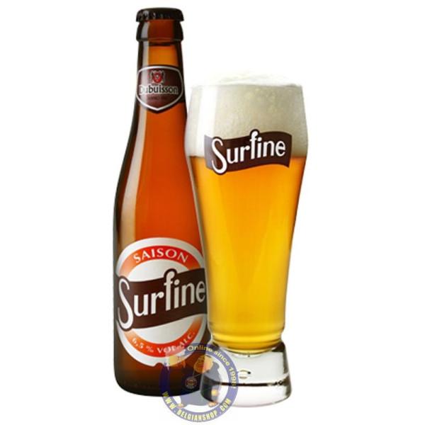 Surfine Saison 6.5° - 1/3L - Season beers -
