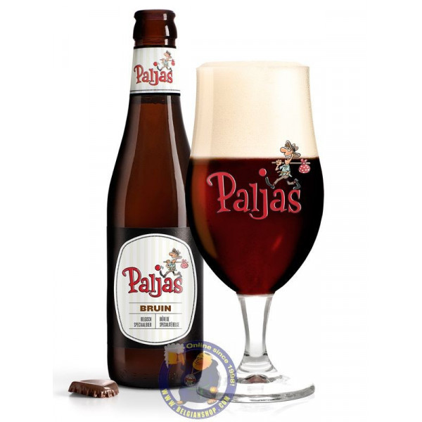 Buy-Achat-Purchase - Paljas Brown 6.0° - 1/3L - Special beers -